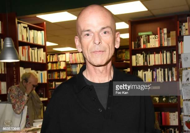 Julien Cendres attends 'Le Pays ou Je Suis Nee' Francoise Sagan Book Launch at Ecume des Pages on October 19 2017 in Paris France Ê