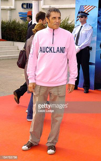 Julien Clerc during The 32nd Deauville American Film Festival 'Stephanie Daley' Premiere at Deauville Film Festival in Deauville France