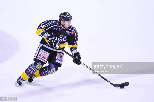 Julien DESROSIERS Hockey sur glace Rouen / Briancon 1/2Finale Coupe de France Photo Dave Winter / Icon Sport