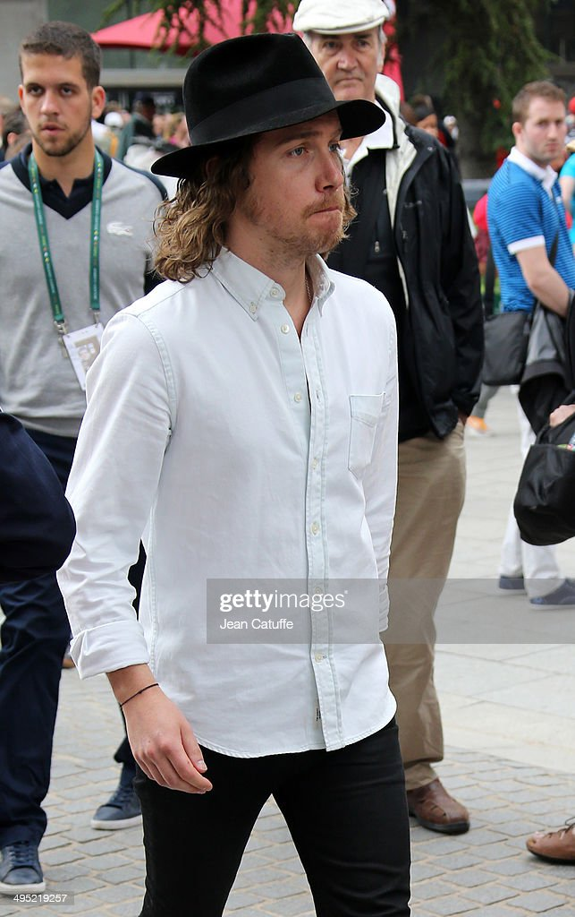 <a gi-track='captionPersonalityLinkClicked' href=/galleries/search?phrase=Julien+Dore&family=editorial&specificpeople=4387742 ng-click='$event.stopPropagation()'>Julien Dore</a> attends Day 8 of the French Open 2014 held at Roland-Garros stadium on June 1, 2014 in Paris, France.