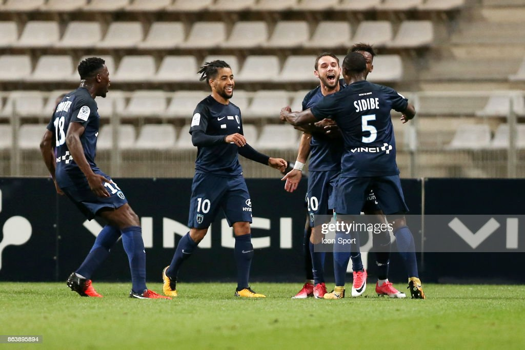 Paris Fc v Valenciennes - Ligue 2