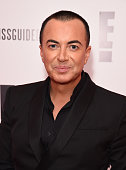 Julien MacDonald attends E's Live From The Red Carpet Golden Globes Watch Along Party held at St Martin's Lane Hotel on January 10 2016 in London...