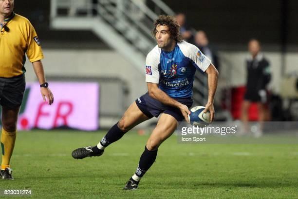 Julien TOMAS Montpellier / La Rochelle 8eme journee de Top 14