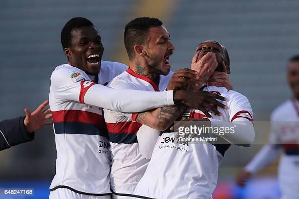 Empoli FC v Genoa CFC - Serie A : News Photo