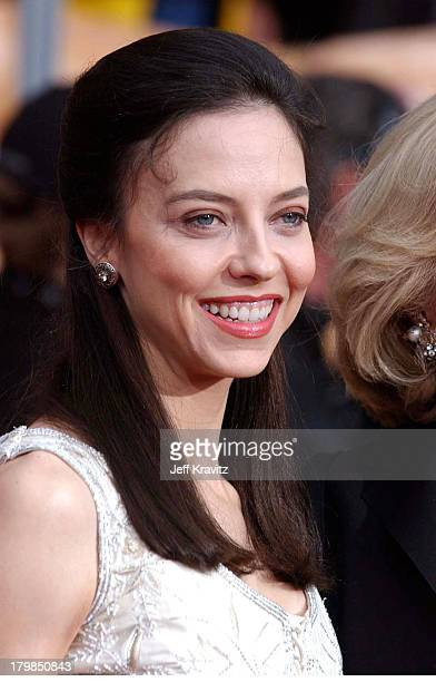 Juliet Landau during The 10th Annual Screen Actors Guild Awards Arrivals at The Shrine Auditorium in Los Angeles California United States