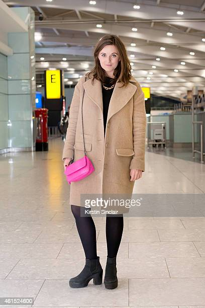 Juliet Turner from UK prepares to fly to Paris as Heathrow Appoints British Style Icon Laura Bailey as its first ever style hunter for Terminal 5's...