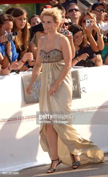Juliette Binoche is seen at the premiere for new film Quelques Jours en Septembre She was seen at the Palazzo del Casino in Venice during the Venice...
