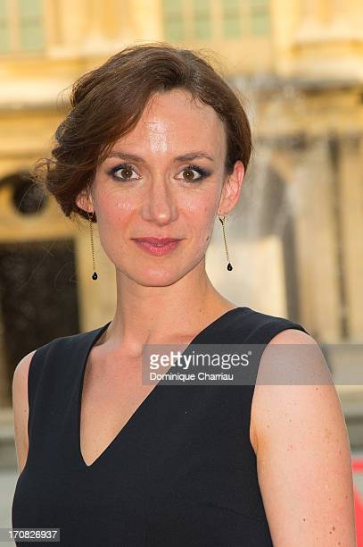 Juliette Chauvin attends the 'Liaisons Au Louvre III' Charity Gala Dinner Hosted by American International Friends of Le Louvre at Cour Carree du...