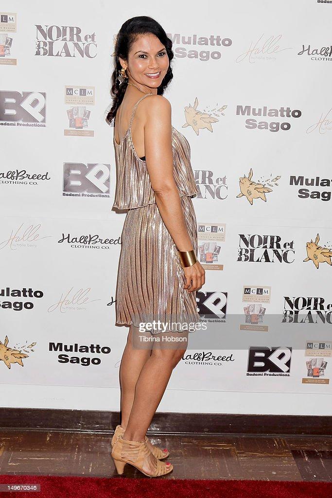Juliette Fairley attends the screening of the short film 'Mulatto Saga' on August 1, 2012 in Culver City, California.