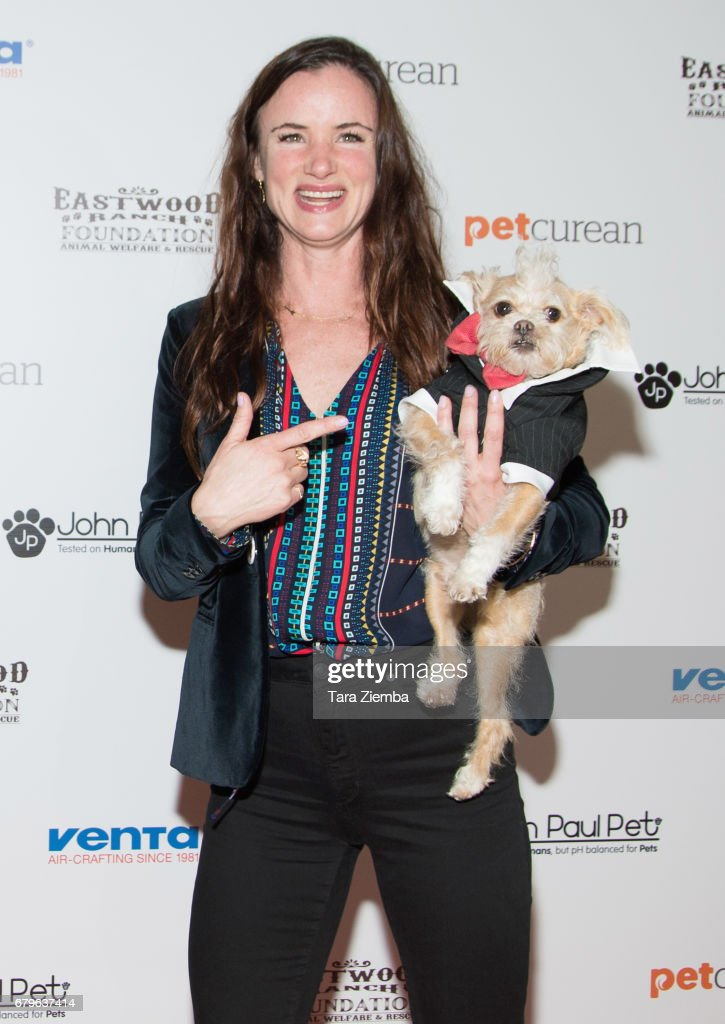 Juliette Lewis arrives for the 3rd Annual Art For Animals Fundraiser at De Re Gallery on May 5, 2017 in Los Angeles, California.