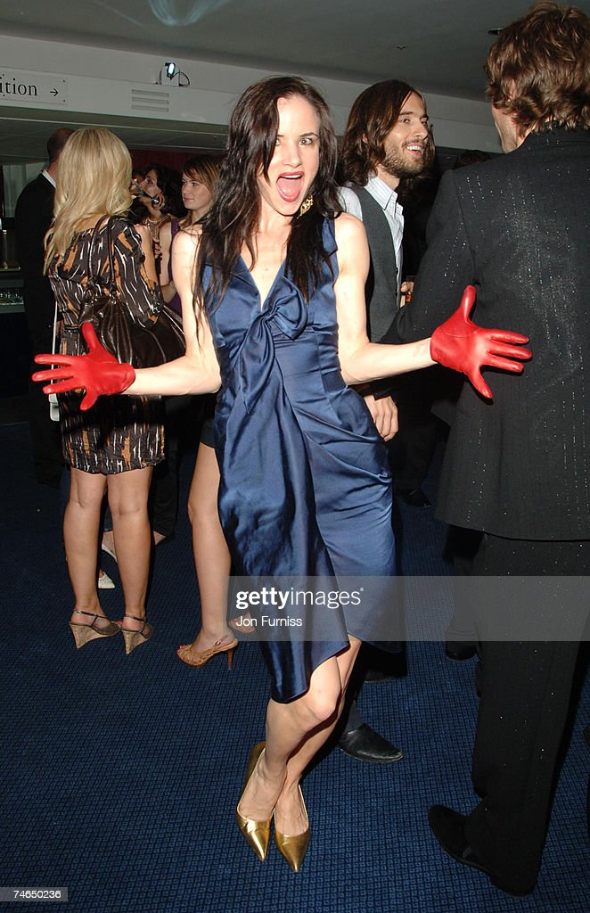 Juliette Lewis at the Royal Opera House in London, United Kingdom.