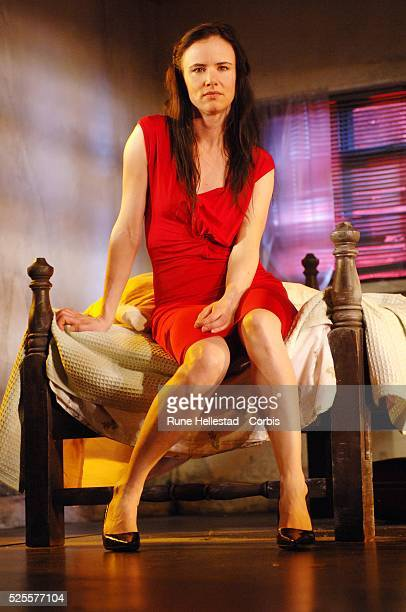Juliette Lewis attends a photocall for Fool For Love at The Apollo TheatreLondonUKLondonUK
