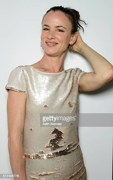 Juliette Lewis attends Alex Preger exhibition opening at ISTANBUL'74 on May 22 2015 in Istanbul