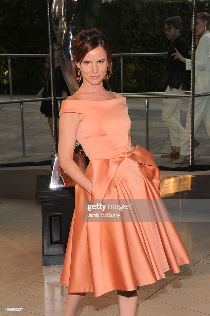 Juliette Lewis attends the 2013 CFDA Fashion Awards on June 3, 2013 in New York, United States.