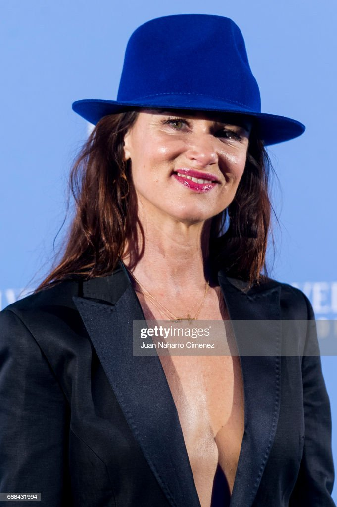 Juliette Lewis attends the Belvedere Vodka party at the Pavon Kamikaze Teather on May 25, 2017 in Madrid, Spain.