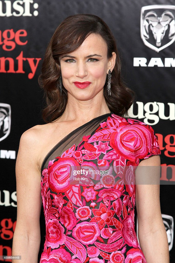 Juliette Lewis attends the premiere of