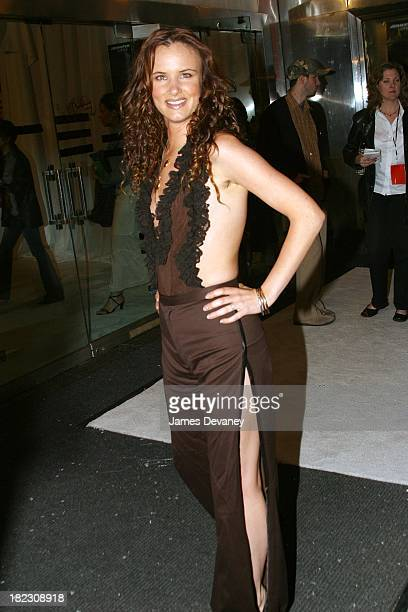 Juliette Lewis during Enough New York City Premiere After Party at Roseland in New York City New York United States