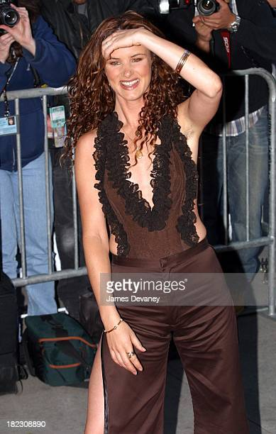 Juliette Lewis during Enough New York City Premiere at Loews Theatres in New York City New York United States