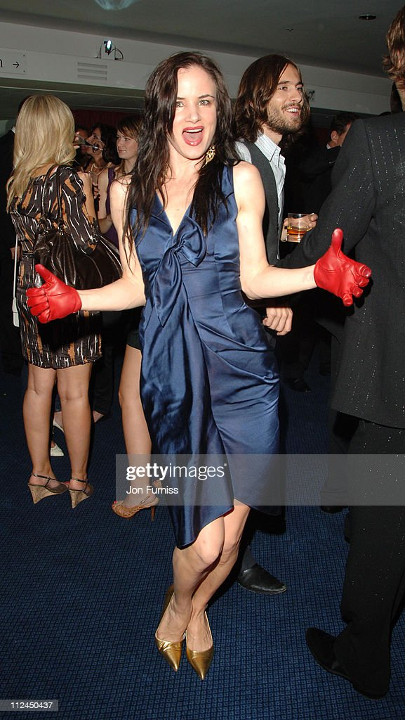 Juliette Lewis during GQ Men of the Year Awards - Drinks Reception at Royal Opera House in London, Great Britain.