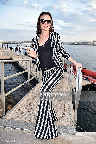 Juliette Lewis is seen on day 7 of the 68th annual Cannes Film Festival on May 19 2015 in Cannes France
