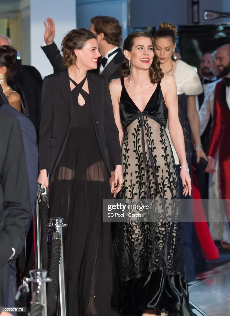 - Juliette Maillot and Charlotte Casiraghi attend the Rose Ball 2017 Secession Viennoise To Benefit The Princess Grace Foundation at Sporting Monte-Carlo on March 18, 2017 in Monte-Carlo, Monaco.