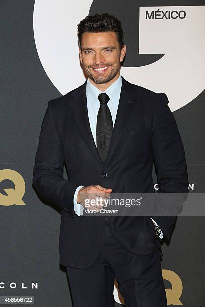 Julián Gil attends GQ Men Of The Year Awards 2014 on November 6 2014 in Mexico City Mexico