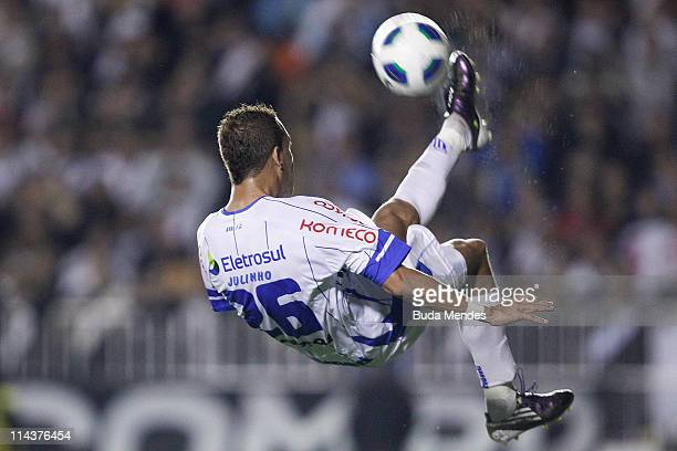 Julinho of Avai in action during a match as part of Brazil Cup 2011 at Sao Januario stadium on May 18 2011 in Rio de Janeiro Brazil