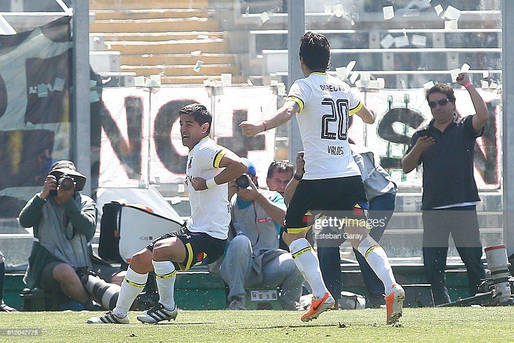 U de Chile v Colo Colo - Torneo Apertura 2016-2017