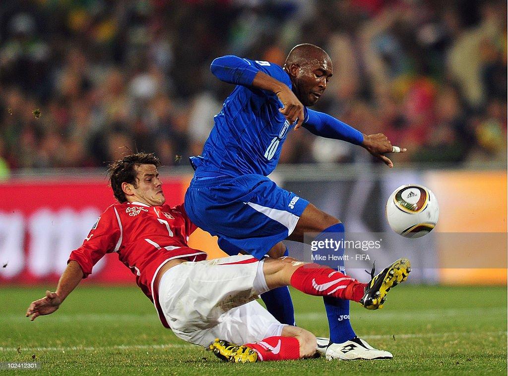 Switzerland v Honduras: Group H - 2010 FIFA World Cup