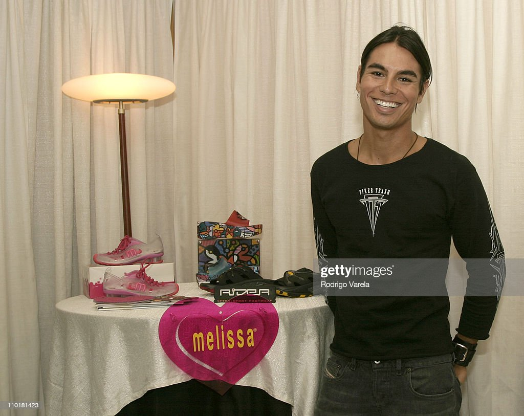 Backstage Creations Talent Retreat at the 2003 Latin Billboard Awards