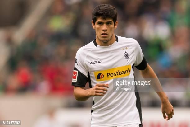 Julio Villalba Gaona of Borussia Monchengladbach during the Bundesliga match between Borussia Monchengladbach and Eintracht Frankfurt at BorussiaPark...