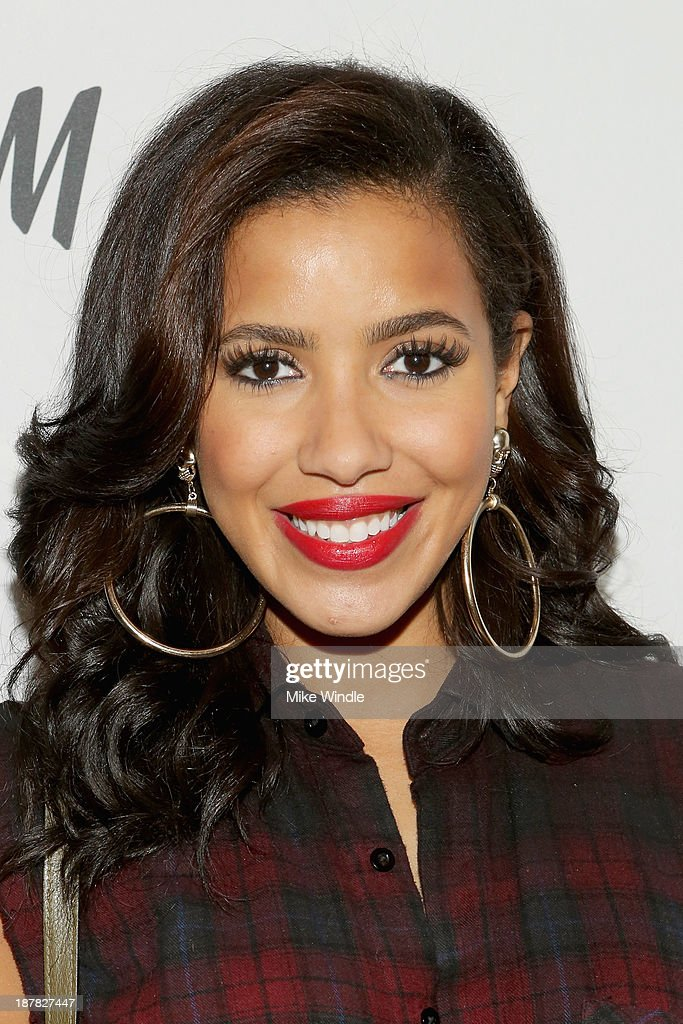 Julissa Bermudez attends the H&M Isabel Marant VIP Pre Shop Event at H&M on November 12, 2013 in West Hollywood, California.