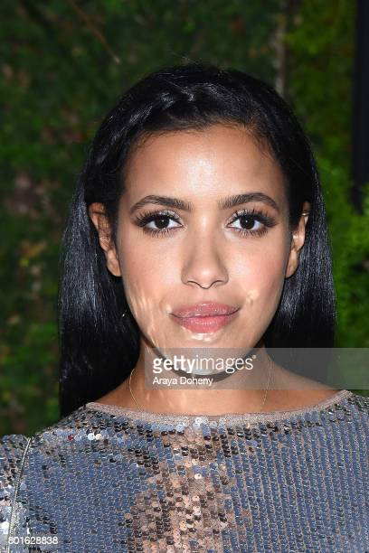 Julissa Bermudez attends the Official Raze Launch Party at Smogshoppe on June 26 2017 in Los Angeles California