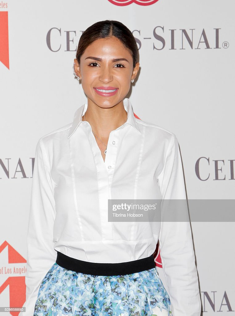 Julissa Rudnick attends The Helping Hand of Los Angeles' 87th Anniversary Mother's Day Luncheon and Fashion Show at the Beverly Wilshire Four Seasons Hotel on May 6, 2016 in Beverly Hills, California.