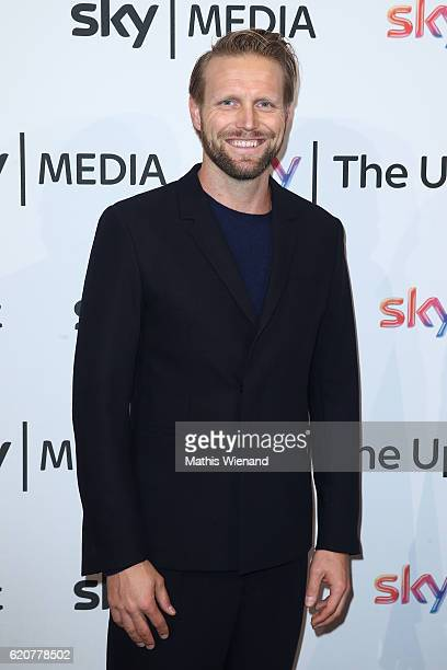 Julius Brink attends the Sky 1 launch event at Capitol Theater on November 2 2016 in Dusseldorf Germany