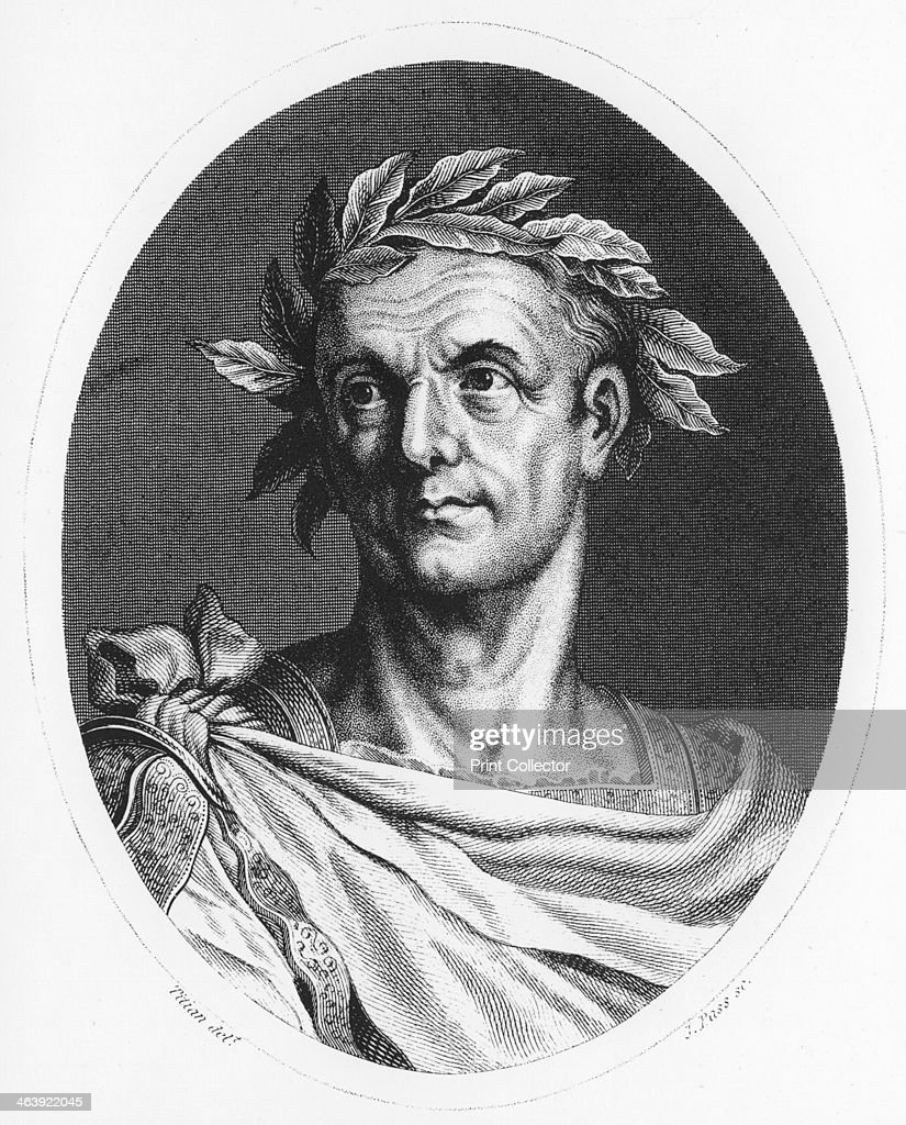 julius caesar roman soldier and statesman pictures getty images