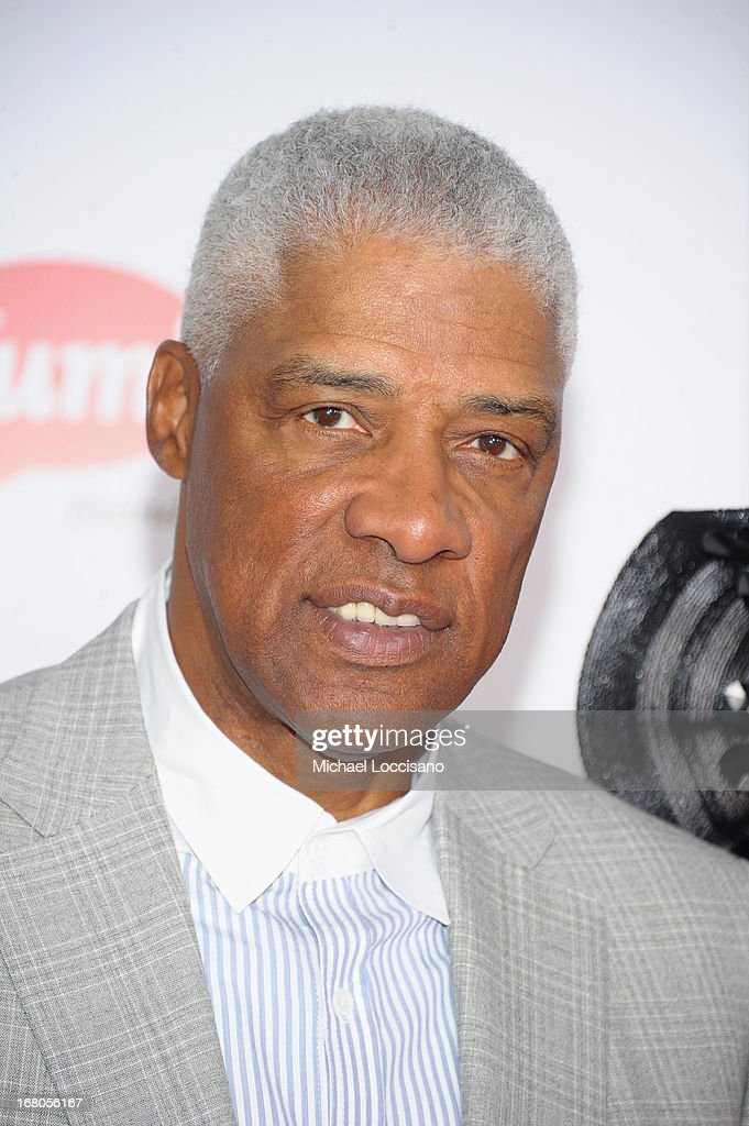 Julius Erving attends the 139th Kentucky Derby at Churchill Downs on May 4, 2013 in Louisville, Kentucky.