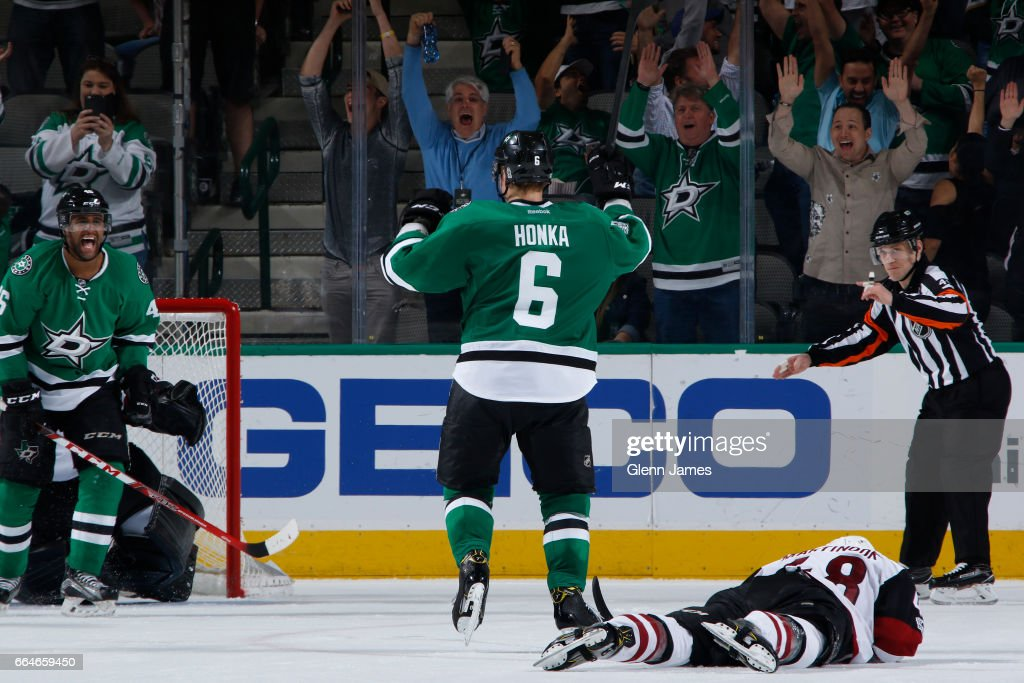 The overtime winner against the Coyotes (GettyImages)