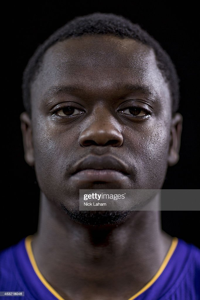 <a gi-track='captionPersonalityLinkClicked' href=/galleries/search?phrase=Julius+Randle&family=editorial&specificpeople=10784969 ng-click='$event.stopPropagation()'>Julius Randle</a> #30 of the Los Angeles Lakers poses for a portrait during the 2014 NBA rookie photo shoot at MSG Training Center on August 3, 2014 in Tarrytown, New York.