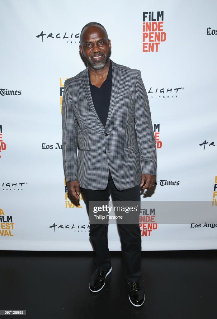 Julius Tennon attends Diversity Speaks during the 2017 Los Angeles Film Festival at Kirk Douglas Theatre on June 17, 2017 in Culver City, California.