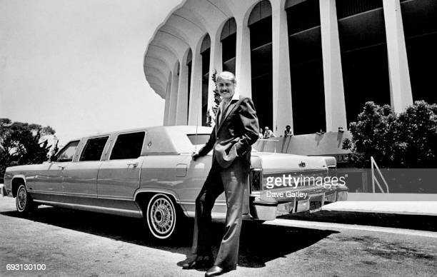 July 17 1979 Lakers owner Jerry Buss outside the Forum He purchased the Lakers in 1979 from Jack Kent Cooke for $675 million