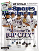 Baseball Portrait of New York Mets Carlos Beltran David Wright Paul Lo Duca Carlos Delgado and Jose Reyes at Shea Stadium Flushing NY 7/7/2006 CREDIT...
