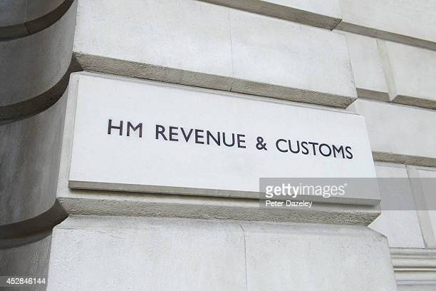A view of the HMRC Offices on July 17 2014 in LondonEngland