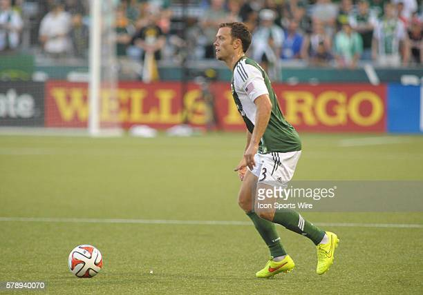 July 18 2014 Portland Timbers M Jack Jewsbury during a Major League Soccer game between the Portland Timbers and Colorado Rapids at Providence Park...