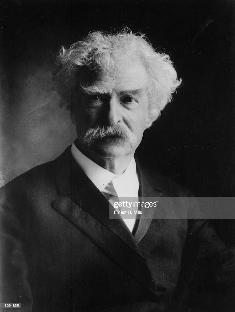 In Profile: Mark Twain