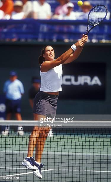 31 July 2001 Jennifer Capriati during the Acura Classic La Costa Resort and Spa San Diego CA