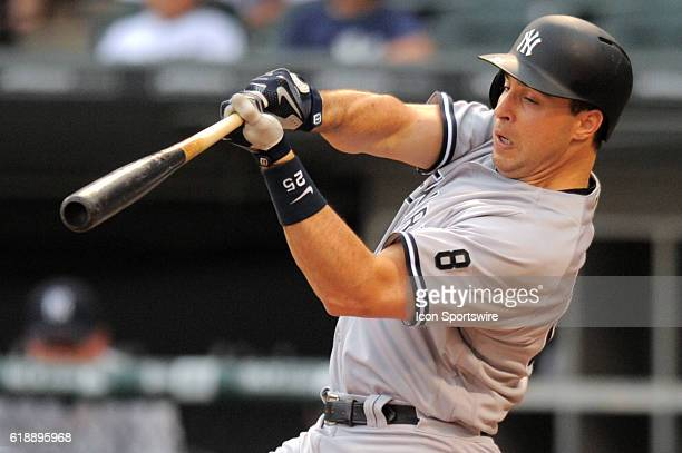 New York Yankees First base Mark Teixeira [2942] checks his swing during a game between the New York Yankees and the Chicago White Sox at US Cellular...