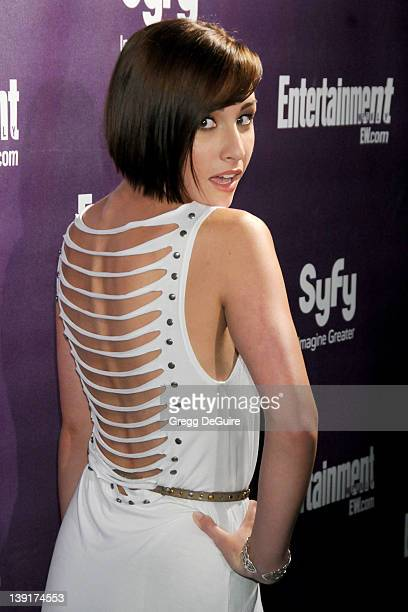 July 25 2009 San Diego Ca Allison Scagliotti Entertainment Weekly and Syfy ComicCon Party Held at the Hotel Solamar