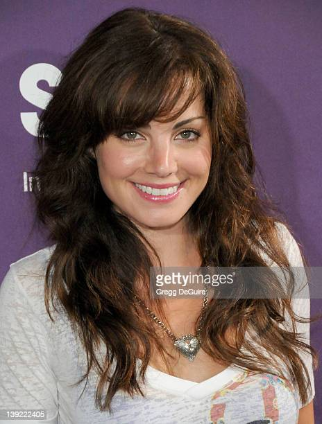 July 25 2009 San Diego Ca Erica Durance Entertainment Weekly and Syfy ComicCon Party Held at the Hotel Solamar