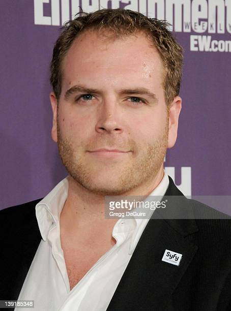 July 25 San Diego Ca Josh Gates Entertainment Weekly Syfy Picture Image